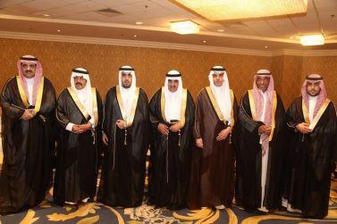 الشاب محمد بن عبدالرحمن المغيره يحتفل بزواجه