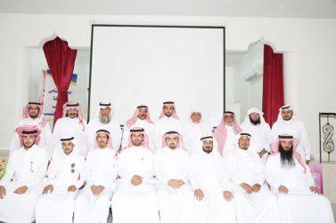 المجلس البلدي بالقصب يقيم دورة تدريبية بعنوان(التميز المؤسسي وجوائز التميز)