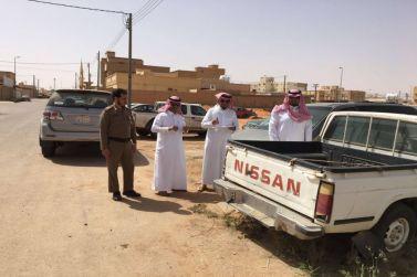 الشرطة والمرور والبلدية والمجلس البلدي ينذرون أصحاب السيارات التالفة