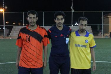 """فعاليات بطولة """"المملكة 2030"""" لكرة القدم تنطلق في البجادية"""