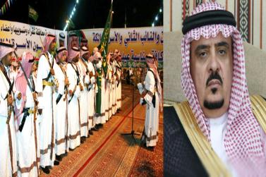 """""""شقراء"""" تحتفل بالعيد مساء أول يوم بمشاركة فرقة عنيزة والقصائد والشيلات"""