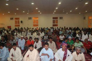 جمعية أشيقر الخيرية تقيم حفل معايدة للجاليات