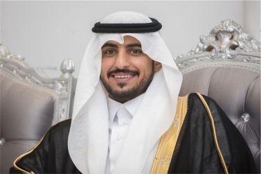 الشاب/ محمد بن أحمد البواردي يحتفل بزواجه