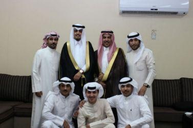 الشاب سطام بن فهد السيحاني يحتفل بزواجه