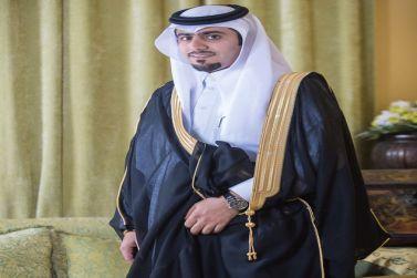 الشاب/رائد عبدالعزيز العنقري يحتفل بزواجه