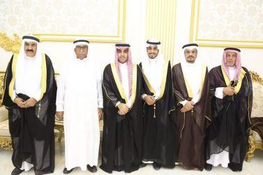 المهندس محمد عبدالله المنيع يحتفل بزواجه