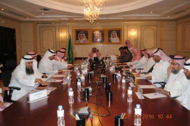 اللجنة الفرعية للدفاع المدني بمحافظة شقراء تعقد اجتماعها برئاسة المحافظ