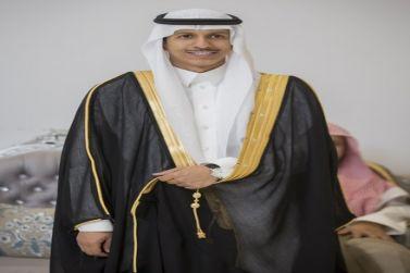 الشاب عمر الزويّد يحتفل بزواجه على كريمة أحمد العبد الوهاب