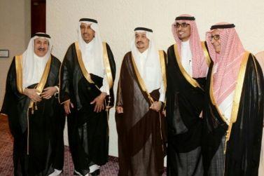 زواج مشاري الجميح من كريمة الامير سعود ال سعود