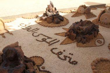 الفن والابداع بمتحف الموسى التراثي بأشيقر