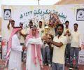 بتنظيم من مكتب الدعوة ...  فريق ( شاه فيصل ) يحقق كأس أول بطولة للكريكت في شقراء