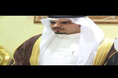 الاستاذ عبدالله بن جزاء العصيمي رزق بمولود