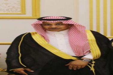 الأستاذ سلطان مقعد العتيبي احد منسوبي المراسم الملكية يرزق بمولودة