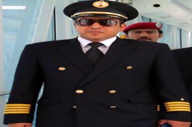 الكابتن عبدالعزيز بن سعد اليوسف مديرًا للطيارين في قاعدة الرياض