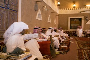 شقراء تستضيف خريجي (قسم الجغرافيا )من جامعة الإمام محمد بن سعود لعام ١٤٠٢