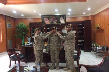 أمر سامي بترقية خالد بن مطني السيحاني إلى رتبة عميد ركن بالقوات البرية