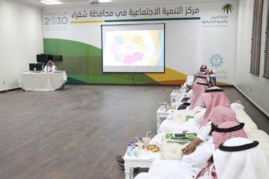الجمعية الخيرية بشقراء تعقد اجتماعها السنوي