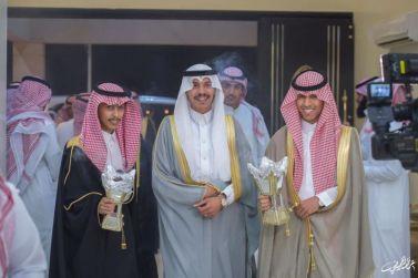 الشاب/بدر بن عبدالله المجيول يحتفل بزفافه