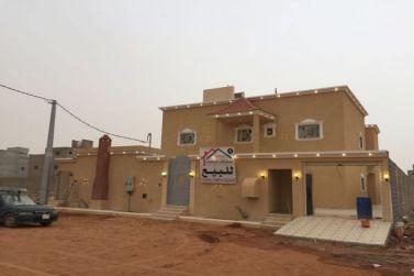 للبيع فلة سكنية بحي الرحبة بشقراء لدى مكتب المستشار للعقارات
