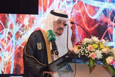 أمير الرياض يرعى حفل تخريج الدفعة الثامنة من طلاب جامعة شقراء