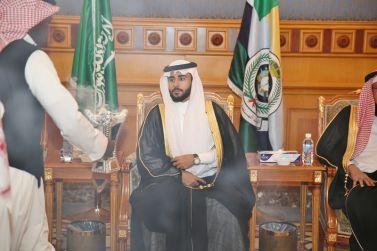 الشاب عبدالعزيز بن عبدالله العمار يحتفل بزواجه