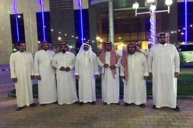 شقراء تحتفل اول العيد باوبريت ملحمة الحزم والعزم والعرضة السعوديه