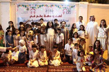 بمشاركة 27 منزل أشيقر تستقبل العيد بمهرجان الحلاوي