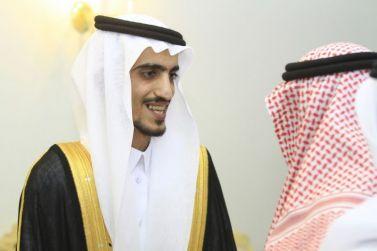 سليمان السلوم يحتفل بزواجه على كريمة عبدالعزيز العبدالوهاب