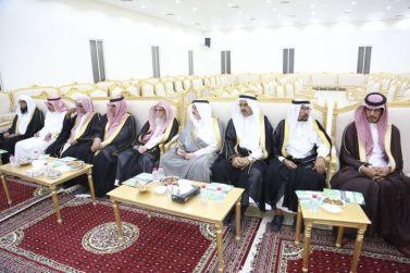 جمعية الداهنة الخيرية تكرم الداعمين لمشروع قصر الحزم للاحتفالات