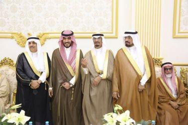 الشاب عبدالعزيز بن أحمد البواردي يحتفل بزواجه