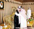محافظ شقراء يستقبل المعزين في وفاة سمو ولي العهد الأمير نايف رحمه الله