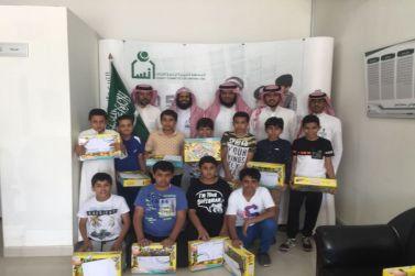 جمعية إنسان بشقراء تستقبل المدارس ضمن برنامج رفق