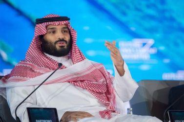 """حوار وكالة الأنباء """"بلومبيرغ"""" مع ولي العهد """"محمد بن سلمان"""" كاملاً"""