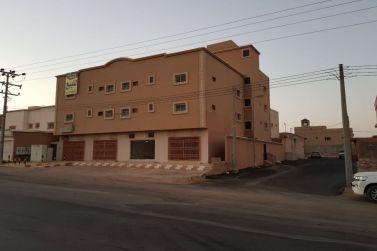 للبيع في شقراء عمارة تجارية مكونة من ١٢ شقة لدى إعمار للعقارات