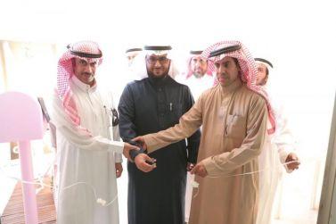 مدير تعليم شقراء الدكتور خالد الشبانة يدشن معرض اليوم العالمي للجودة