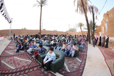 ختام مهرجان ربيع أشيقر 1439 وسط إقبال كبير من الزوار