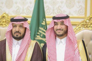 الشاب سلمان بن سلطان بن عياد العصيمي يحتفل بزواجه