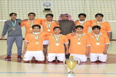 نادي أشيقر يستضيف تصفيات المملكة لأندية أبطال المناطق لكرة الطائرة