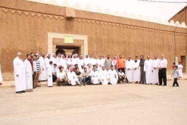 مدارس المجد الأهلية بالرياض تنظم رحلة لمنسبوبيها إلى محافظة شقراء