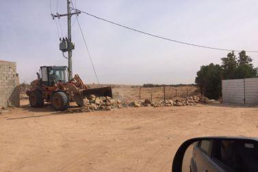 بلدية شقراء تزيل تعديات على آراضي حكومية بمساحة تقدر بمليونين متر مربع