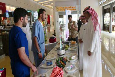 """الصحة للجميع"""" قسم التغذية بمستشفى شقراء يفعل يوم الصحة العالمي"""