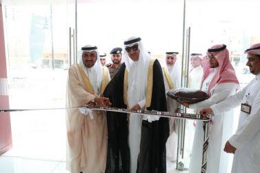 محافظة شقراء يدشن المبنى الجديد لمصرف الإنماء