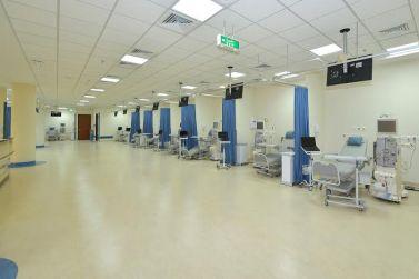 أحد المحسنين يتبرع لإنشاء مبنى لوحدة الغسيل الكلوي بسعة 30 سريرًا بمستشفى شقراء
