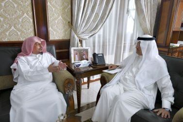 مدير مكافحة المخدرات بمنطقة الرياض يزور محافظة شقراء