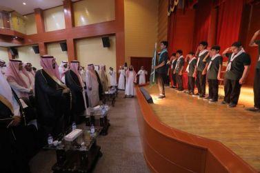 محافظ مرات يرعى حفل توزيع جوائز عبدالله الحريص للتفوق العلمي