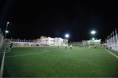 انطلاق دوري البراعم لكرة القدم بدار التربية الاجتماعية بمحافظة شقراء