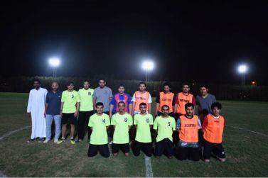 استمرار المنافسات في دورة أبطال الحد الجنوبي الرمضانية بنادي أشيقر