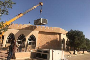 بتكلفة تجاوزت 300000 ريال وبدعم من المحسنين جمعية أشيقر الخيرية تنهي أعمالها في ترميم جامع أشيقر