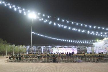 للمرة الحادية عشر على التوالي .. لجنة التنمية بأشيقر تقيم مهرجان الطفل