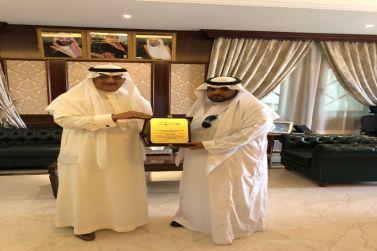 مدير عام الأحوال المدنية بمنطقة الرياض يشكر محافظي شقراء ومرات